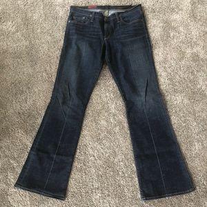 AG Adriano Goldschmied The Angel bootcut 30